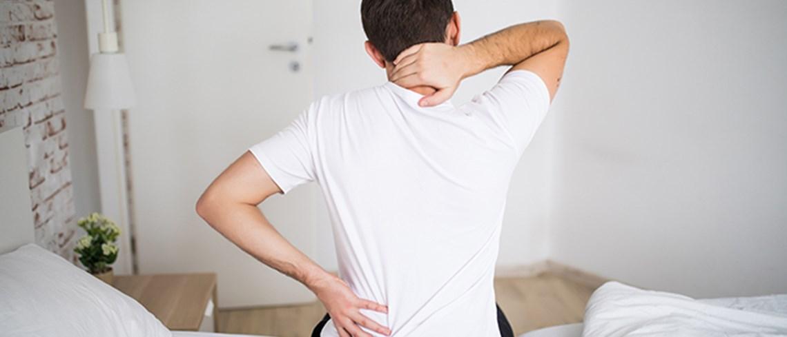 How to Relieve Stiff Neck Pain